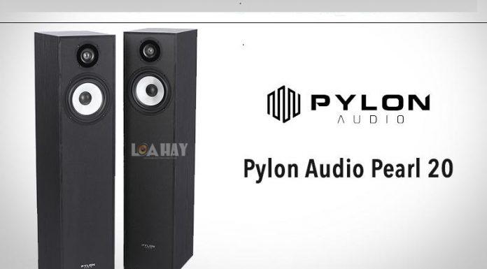 Loa Pylon Audio Pearl 20 chuan