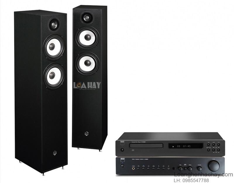 Loa Pylon Audio Pearl 25 tot