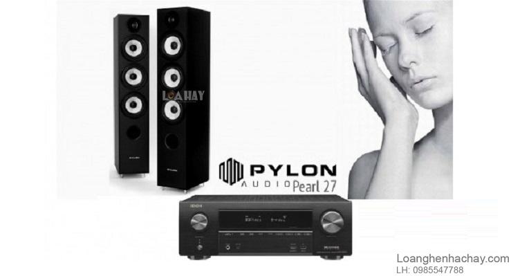 Loa Pylon Audio Pearl 27 chat