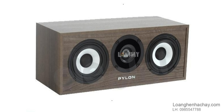 Loa Pylon Audio Pearl Center chat