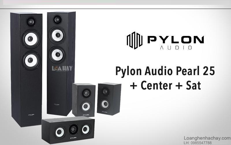 Loa Pylon Audio Pearl Sat tot