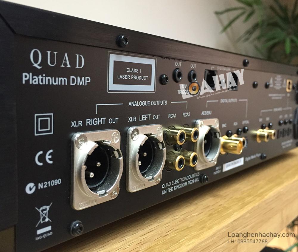 Ampli Quad Platinum DMP mat sau