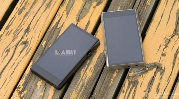 May nghe nhac Astell&Kern SP1000 Onyx Black