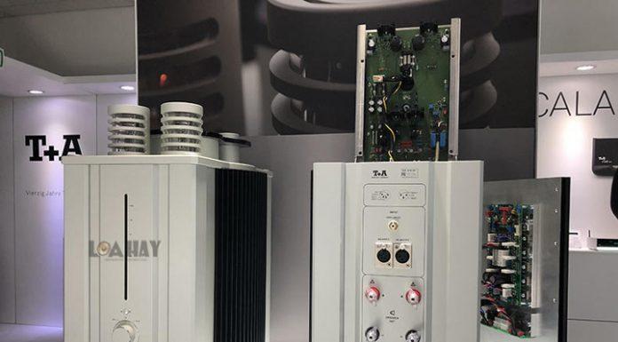 Monoblock power-amp T+A M 40 HV