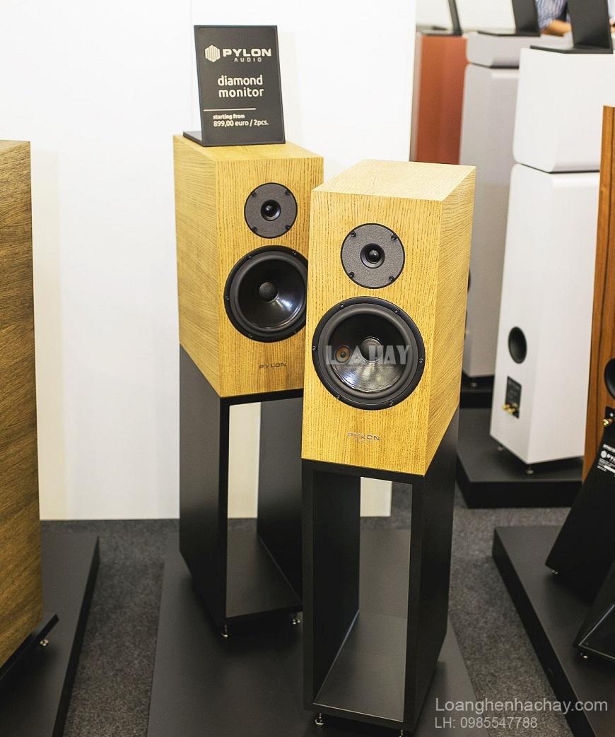Loa Pylon Audio Diamond Monitor tot