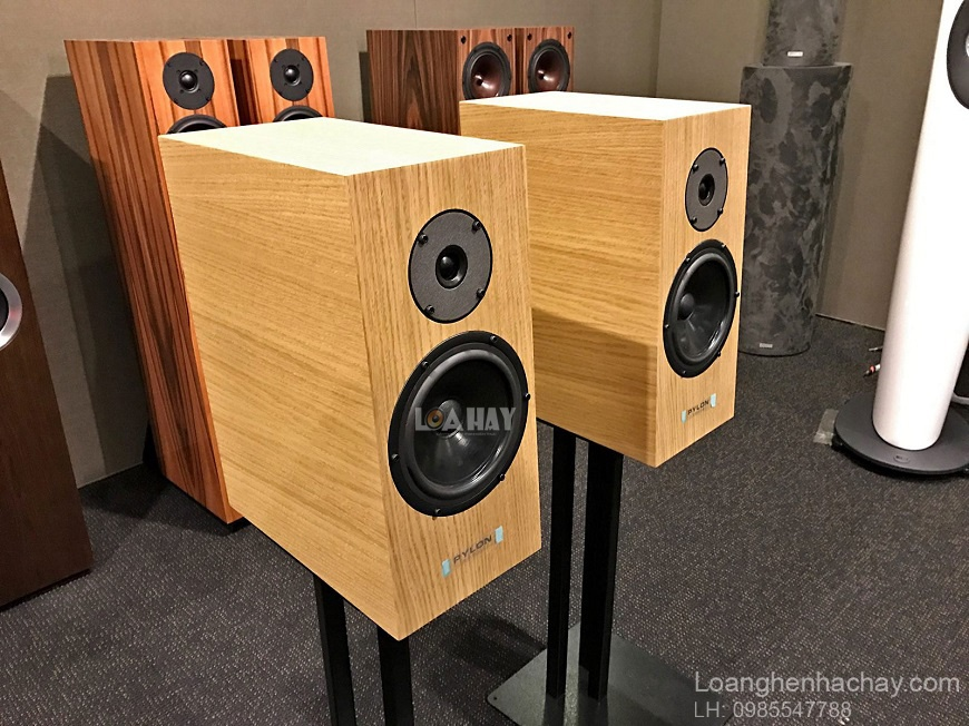 Loa Pylon Audio Diamond Monitor dep