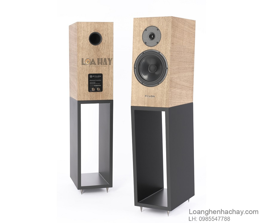 Loa Pylon Audio Diamond Monitor chat