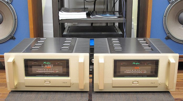 Power ampli Accuphase A-200 chuan