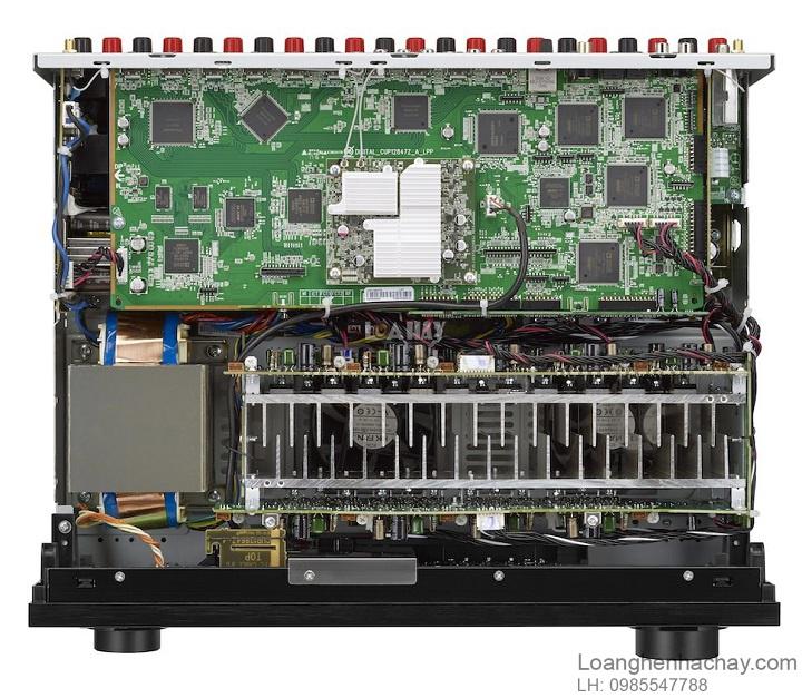 Ampli Denon AVR-X4300H tot