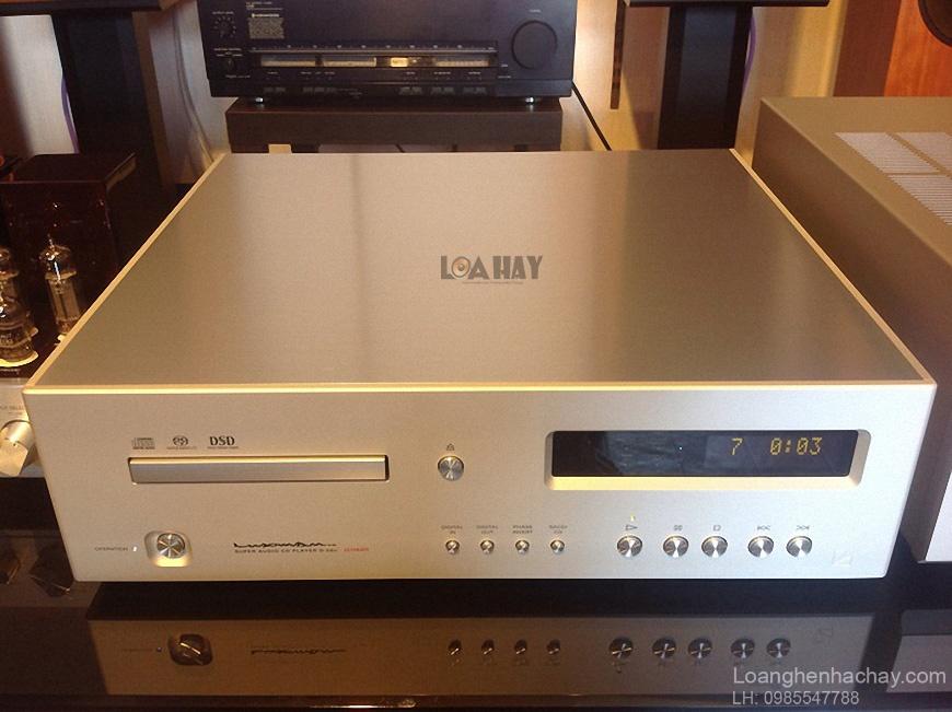 dau SACD/CD Luxman D-06U tot