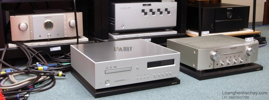 dau SACD/CD Luxman D-06U chat