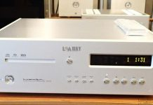 dau SACD/CD Luxman D-08U chuan