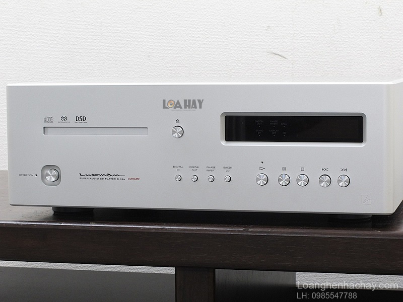 dau SACD/CD Luxman D-08U chat