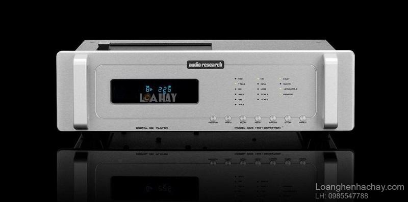 dau CD Audio Research CD6