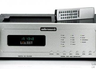 dau CD Audio Research CD6 chuan