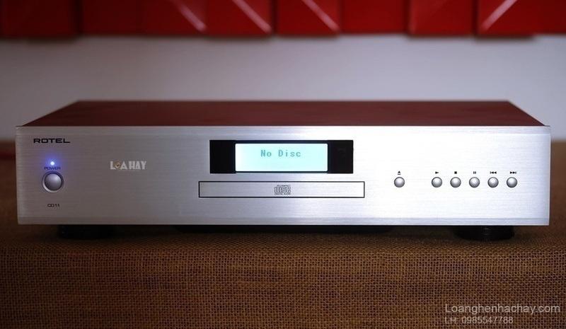 dau CD Rotel CD11 tot
