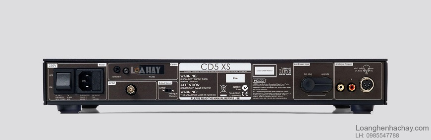 dau dia Naim Audio CD5 XS tot