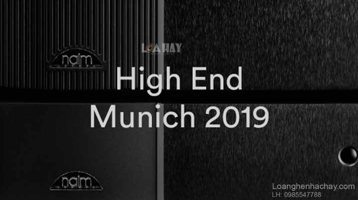 High-End Munich Show 2019 dep