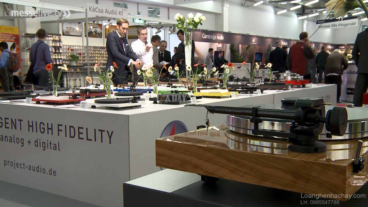 High-End Munich Show 2019 hay