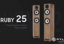 loa Pylon Audio Ruby 25 chuan