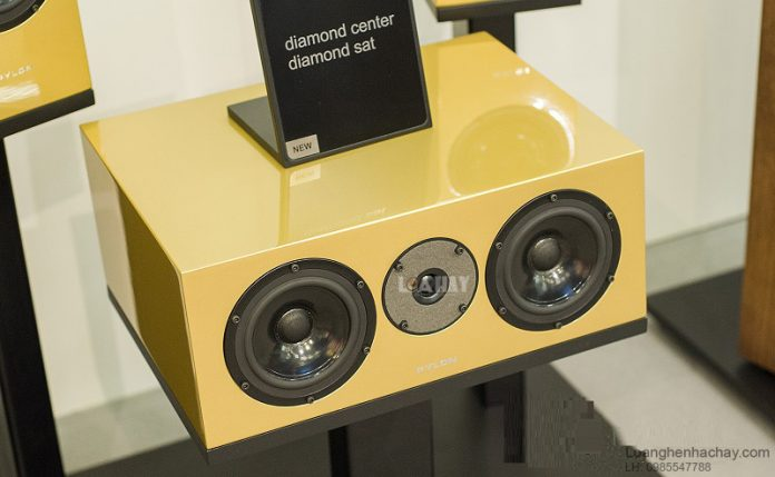 Loa Pylon Audio Diamond Center tot chuan