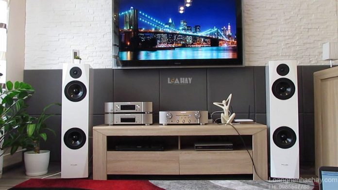 Loa Pylon Audio Sapphire 25 chuan
