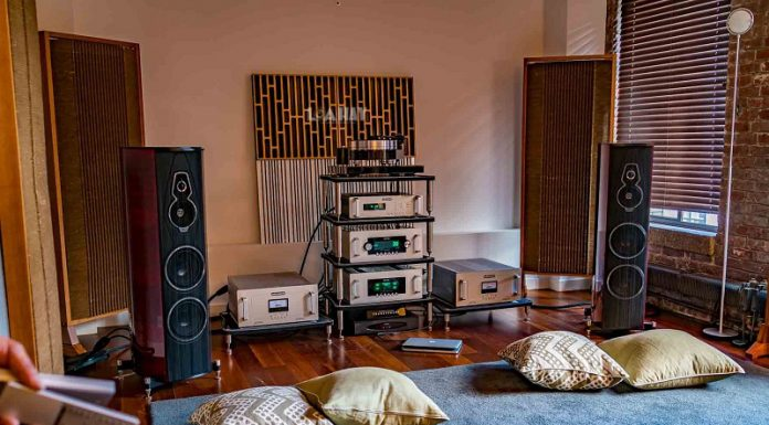 Loa Sonus Faber Amati Tradition chuan