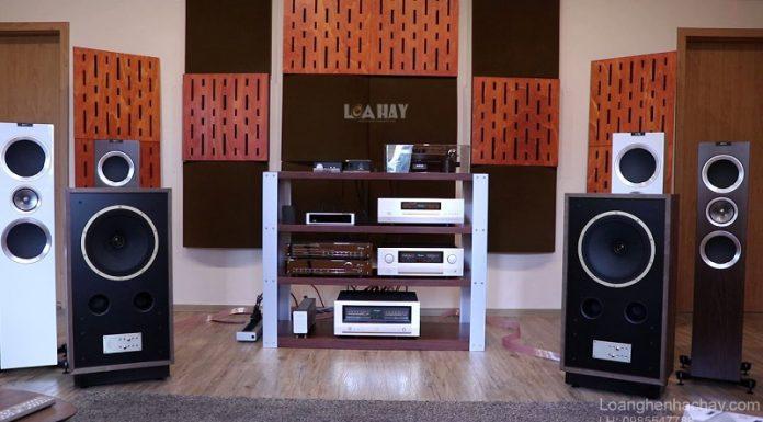 Loa Tannoy Legacy Cheviot chuan