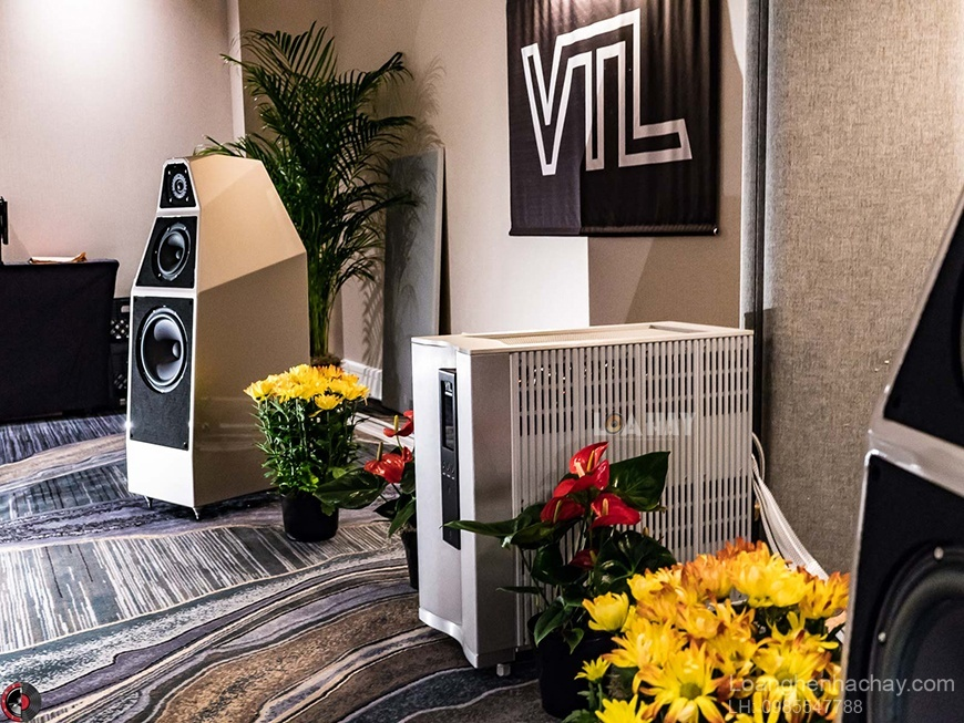 Power ampli VTL S-400 Series II Reference chat