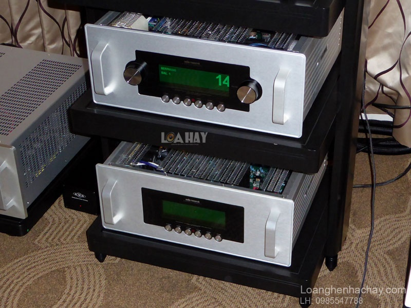 Phono pre ampli Audio Research Reference Line Phono 3 tot