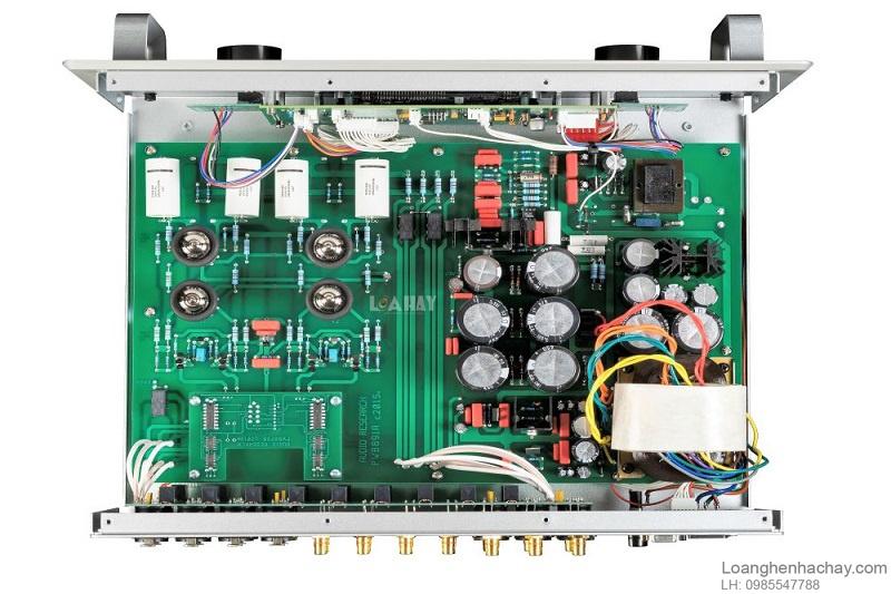 Pre ampli Audio Research LS28 tot