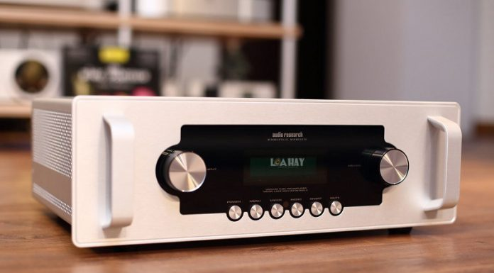 Pre ampli Audio Research LS28 chuan