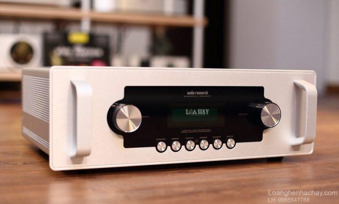 Pre ampli Audio Research LS28 chuan