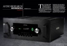 Pre ampli Audio Research REF 6 chuan