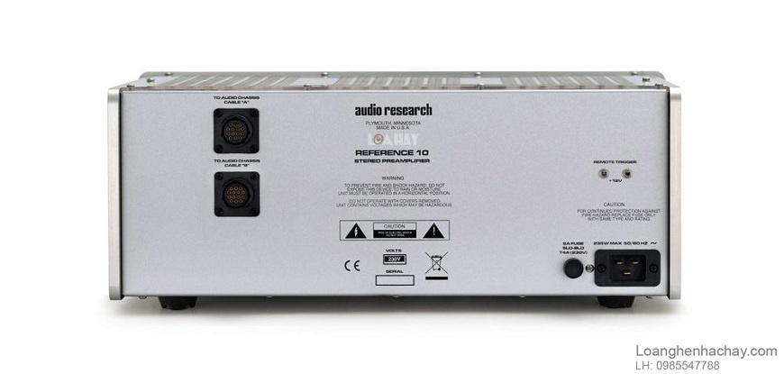 Pre ampli Audio Research Reference Line 10 dep