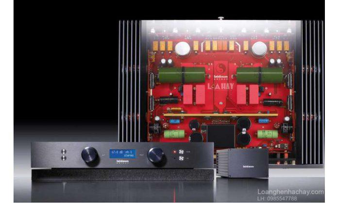 Pre ampli phono Brinkmann Edison MK II chuan