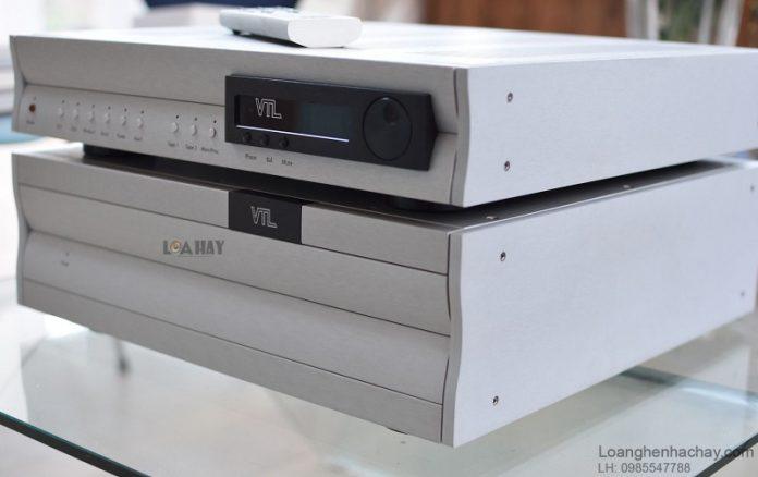 Pre ampli VTL TL7.5 Series III Reference chuan