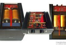 Preamp Brinkmann line-stage Marconi Mk II chuan