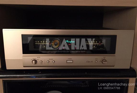 Ampli Accuphase A-36 chat loanghenhachay