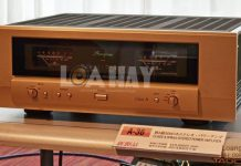 Ampli Accuphase A-36 dep loanghenhachay