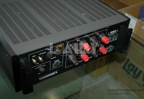 Ampli Accuphase A-36 hay loanghenhachay