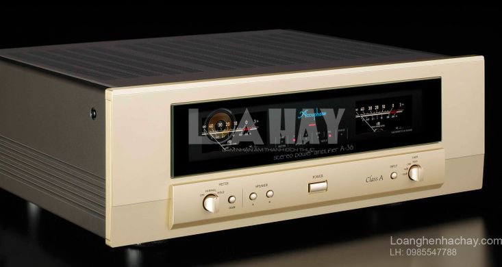 Ampli Accuphase A-36 tot loanghenhachay