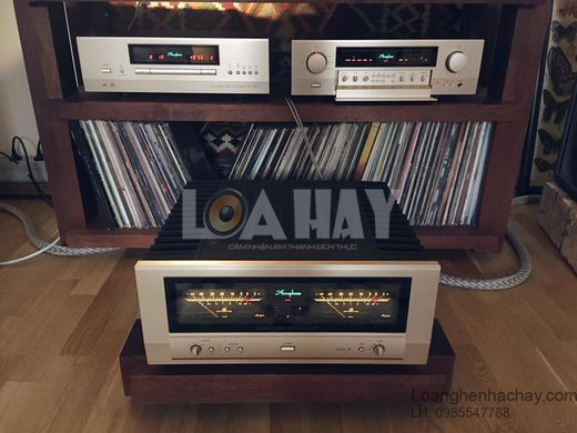 Ampli Accuphase A-47 chat luong loanghenhachay