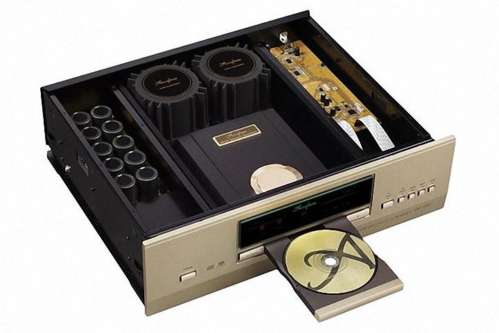 Dau CD-SA Accuphase DP-950 hay loanghenhachay