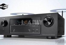 Ampli Denon AVR-X1200W loanghenhachay