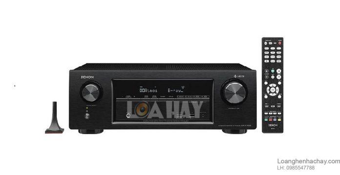 Ampli Denon AVR-X1400H dep loaghenhachay