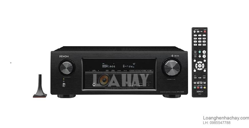 Ampli Denon AVR-X1400H chuan loaghenhachay