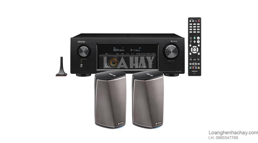 Ampli Denon AVR-X1400H tot loaghenhachay