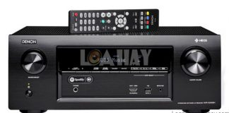 Ampli Denon AVR-X2400H loanghenhachay