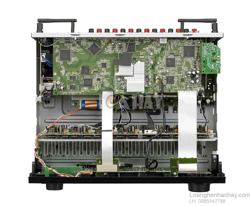 Ampli Denon AVR-X3400H chi tiet loanghenhachay